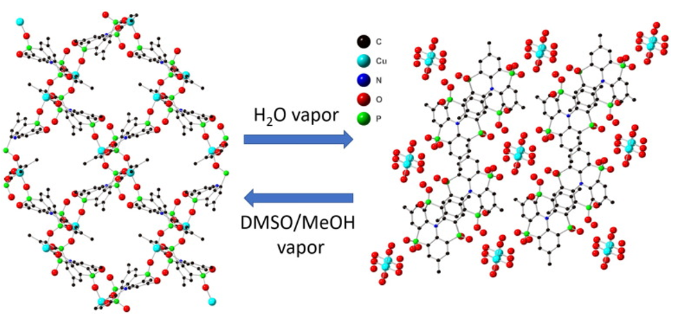 Phosphinic acids as building units in materials chemistry