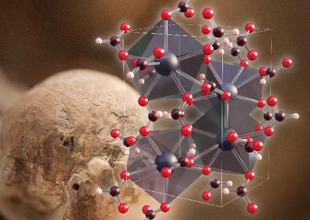 Krystalické struktury způsobující nežádoucí efekty v historických olejových malbách